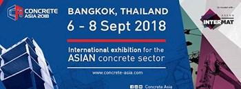 Concrete Asia 2018 Zipevent