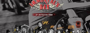 Immortal's Day Zipevent