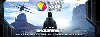Thailand Game Show 2018 Zipevent