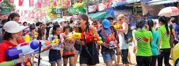 Singha Travel presents Songkran Festival