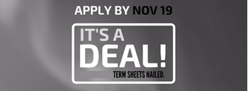 IT'S A DEAL! Term Sheets Nailed.