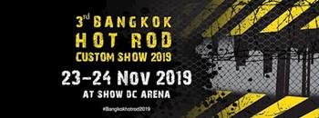 Bangkok Hot Rod Custom Show 2019 Zipevent