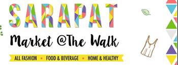 SARAPAT Market @The Walk เกษตรนวมินทร์ Zipevent