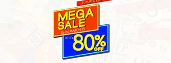 The Travel Store Mega Sale – Summer Edition Zipevent