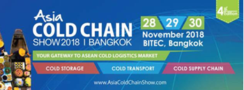 Asia Cold Chain Show 2018 Zipevent