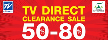 TV Direct Clearance Sale Zipevent