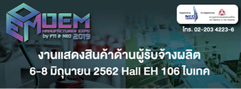 OEM Manufacturer Expo 2019 by FTI & NEO Zipevent