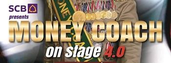 SCB presents Money Coach on Stage 4.0 เรโวลูชั่น Zipevent