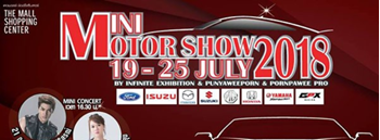 Mini Motor Show 2018 Zipevent
