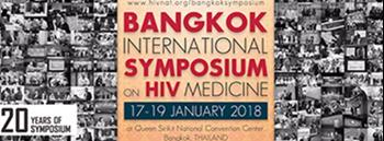 20th Bangkok International Symposium on HIV Medicine 2018