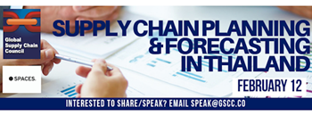 Supply Chain Planning & Demand Forecasting Forum (Thailand) Zipevent