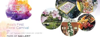 Nai Lert Flower & Garden Art Fair 2019 Zipevent