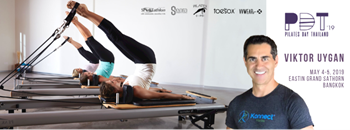 Pilates Day Thailand 2019 : Workshop Zipevent