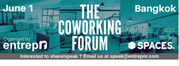The Coworking Forum Zipevent
