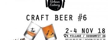 Urban Eatery Craft Beer #6 Zipevent