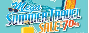 Mega Summer Travel Sale Zipevent