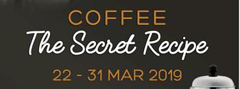 Coffee : The Secret Recipe Zipevent