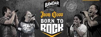 BAWDAR Presents Iron Cross Born to Rock Zipevent