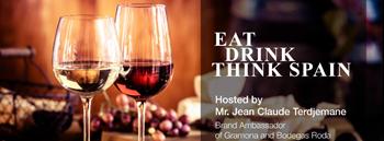 Eat, Drink, Think Spain