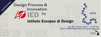Design Process & Business Model Innovation by Instituto Europeo di Design (IED)