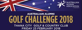 AUSTRALIAN ALUMNI GOLF CHALLENGE 2018