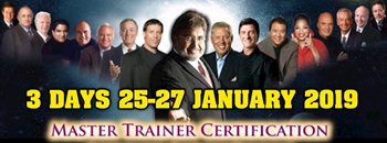 MASTER TRAINER CERTIFICATION  Zipevent