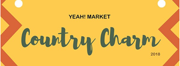YEAH! MARKET : Country Charm Zipevent