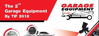 Garage Equipment By TIF 2018