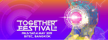 TOGETHER FESTIVAL 2019   Zipevent