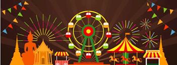 "Shine Flea Market ตอน ""เทศกาลเที่ยวงานวัด 2019"" Pattaya Zipevent"