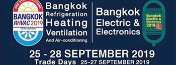 Bangkok RHVAC 2019 Zipevent