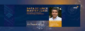 Data Science Master Class  Zipevent