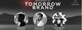 Branding101: Tomorrow Brand
