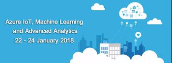 Azure IoT, Machine Learning and Advanced Analytics