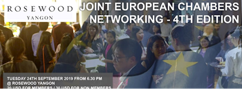 Joint European Chambers Networking - 4th Edition Zipevent