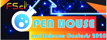 FSci Open House and Science Contests 2020  Zipevent