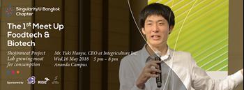 Singularity University Bangkok Chapter Zipevent
