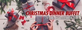 Christmas Dinner Buffet | บุฟเฟ่ต์มื้อค่ำวันคริสต์มาส