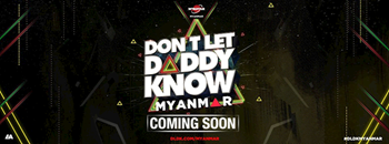EDM Tickets : Don't Let Daddy Know 2019 Zipevent
